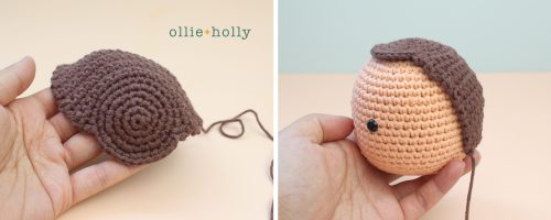 Free Distracts-his-friendzo Lorenzo (Mr. Frond's Therapy Dolls from Bob's Burgers) Amigurumi Crochet Pattern Step 7