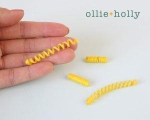 Free Cup Noodles Instant Ramen Amigurumi Toy Crochet Pattern Step 6