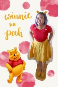Free Winnie the Pooh Crochet DIY Disney Ears Costume