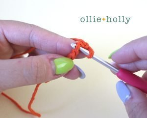 Free Tigger (Winnie the Pooh) Crochet DIY Headband Disney Ears Pattern Step 3