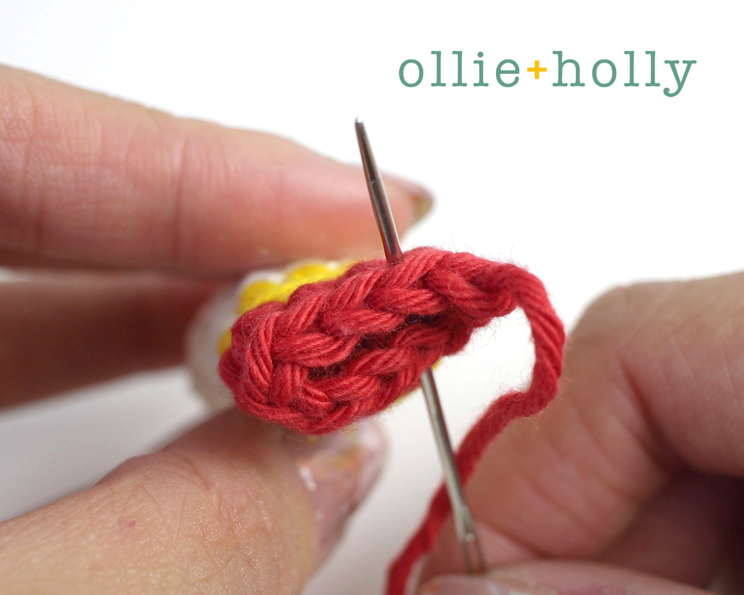 Free Year of the Ox Chinese Lunar New Year Amigurumi Crochet Pattern Step 10
