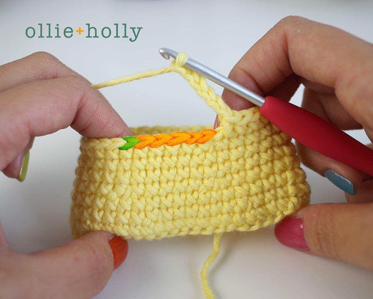 Free Bernadette the Bear Stuffed Animal Amigurumi Crochet Pattern Step 20
