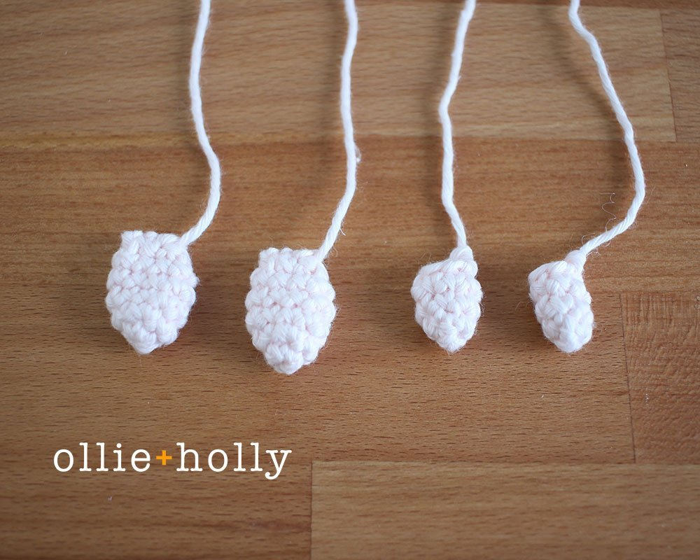 Free Jigglypuff Amigurumi Crochet Pattern Step 5