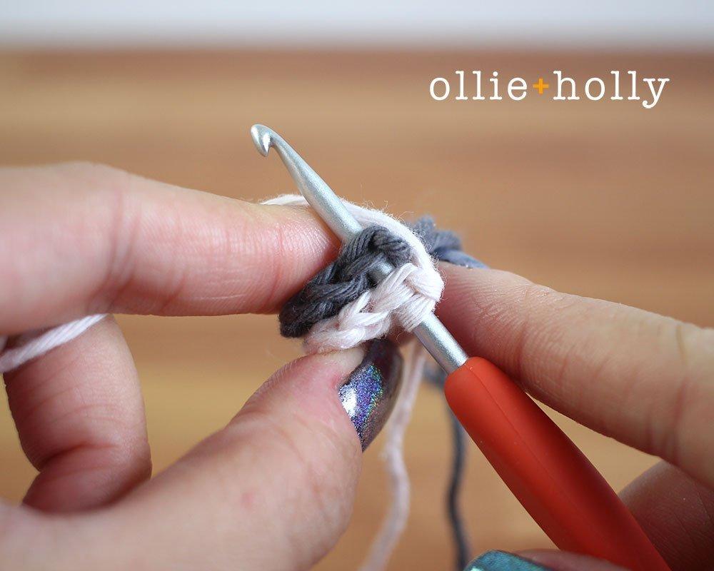 Free Jigglypuff Amigurumi Crochet Pattern Step 3