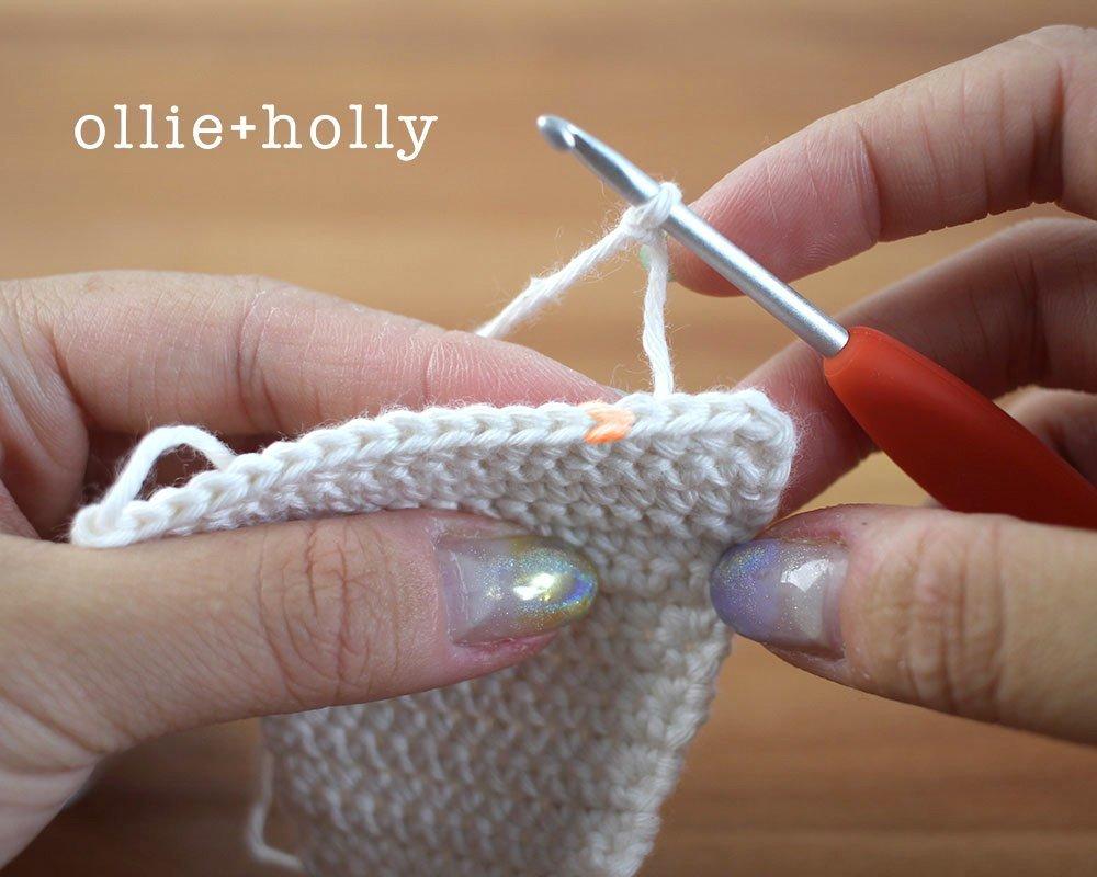 Free Ketchup Bottle Amigurumi Crochet Plushie Pattern Step 4