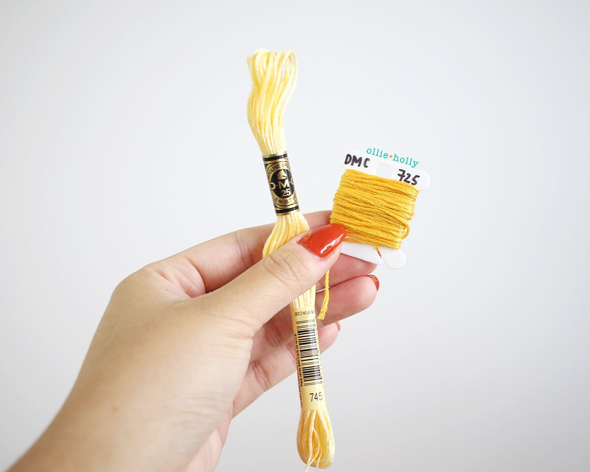 DMC 6-Strand Embroidery Floss - My Favourite Thread - What I Use to Make Amigurumi